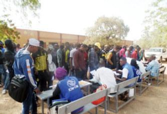 RETOUR DE 117 MIGRANTS BURKINABÈ DE LIBYE : «NOUS SOMMES DEVENUS CET ARGENT QUE NOUS SOMMES ALLÉS CHERCHER»