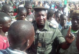Ouagadougou: Brouille ce matin entre police municipale et commerçants
