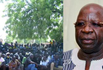 Sécurité intérieure : Simon Compaoré défend les Kogl-wéogo