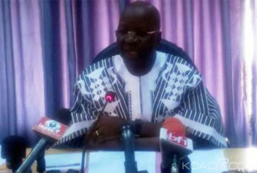 Burkina Faso: Des militaires «prêts à faire feu» postés aux frontières contre les menaces terroristes, selon Simon Compaoré