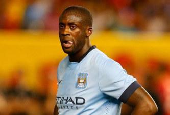 Manchester City : La fin de l'ère Yaya Touré s'annonce pour très bientôt !