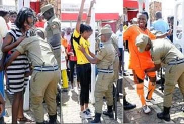 Match  Ouganda-Burkina: Des fouilles pas vraiment catholique