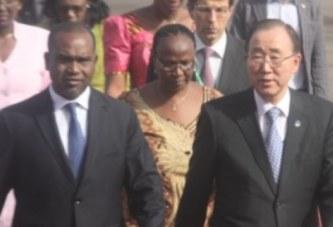 Nations-Unies: Ban Ki-moon est à Ouaga pour 48 heures de visite