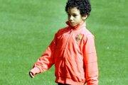 Football: Etienne Eto'o, le fils de Samuel, termine meilleur buteur d'un tournoi de jeunes en Espagne