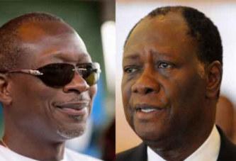 Côte d'Ivoire-Bénin: Premier tête à tête Ouattara-Talon en France