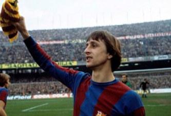 Johan Cruyff est décédé à l'âge de 68 ans