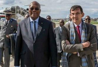Roch à Paris : Le président du Faso devrait être accueilli par un officiel français selon Mélégué M. Traoré