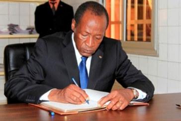 Côte d'Ivoire: Blaise Compaoré ne chôme pas