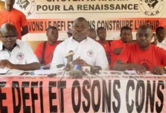 Situation nationale : Le CAR met en « garde tous ceux qui diabolisent la Transition »