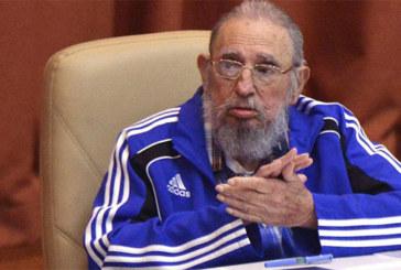 Fidel Castro fait ses adieux lors du congrès du Parti communiste