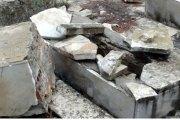 Après son inhumation : Le corps de la sœur de Jacques Zadi exhumé et jeté, le caveau cassé