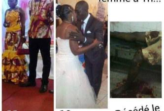 Congo: Elle tue son mari après 16 jours de mariage