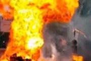 Yako: Explosion d'un camion transportant 1210 bouteilles de gaz/Pas de blessés