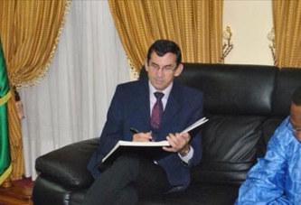 Diplomatie: Quand Gilles Thibault l'ambassadeur de France agace Kosyam