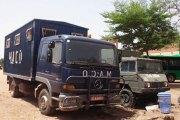 Burkina : Les GSP en grève pour exiger l'amélioration de leur statut