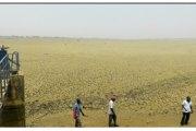 Mogtédo: le barrage se meurt, la ville aussi