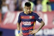Barça : Neymar perd ses nerfs