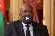 Roch March Christain Kaboré: La procédure  judiciaire  n'empêche pas  Guillaume Soro de faire sa mission
