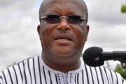 Annulation des mandats d'arrêts: «les choses vont rentrer dans l'ordre» (Roch Kaboré)