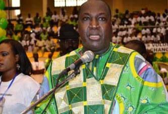 Congrès de l'UPC: Ca sera du 20 au 22 juillet 2018 au palais des sports de Ouaga 2000