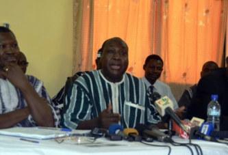 «Le MPP s'était préparé pour qu'au cas où il n'avait pas le pouvoir le pays sombre dans une guerre civile» (Zéphirin Diabré, CFOP)