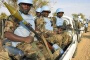 Le Burkina Faso veut retirer ses Casques bleus du Darfour
