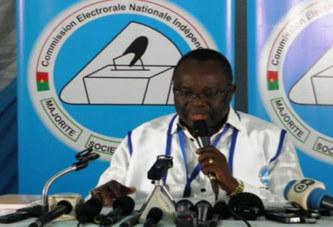 Elections municipales au Burkina Faso: Face aux troubles, le président de CENI appelle à la responsabilité des partis politiques