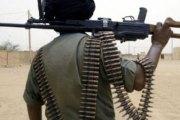 Le terroriste Boubacar Sawadogo à la tête du groupe Ansar Dine naissant du Burkina