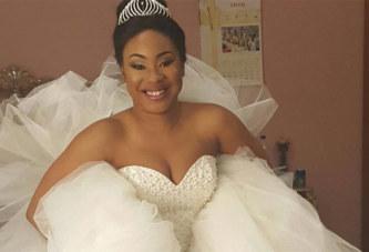 Alexia Vodji, l'ex de Dj Arafat, s'est mariée. Voici l'homme qui a pris son coeur