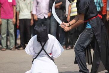 Arabie saoudite : Un Nigérian condamné à mort décapité au sabre