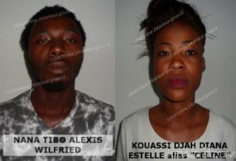 Côte d'Ivoire: Le jeune couple pratiquait l'arnaque aux faux sentiments