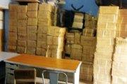 ANNEE SCOLAIRE 2015-2016 A PO : Des fournitures stockées et jamais distribuées