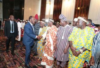 Côte d'Ivoire : Constitution, les rois et chefs traditionnels plaident pour trois mandats et souhaitent que leur chambre soit prise en compte