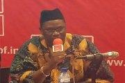 « Le Burkina est en train de s'installer dans la spirale du terrorisme» maxime Koné