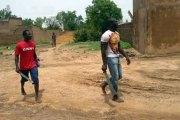 Devant le tribunal /Kogleweogo de Zongo : pour le respect de la loi...