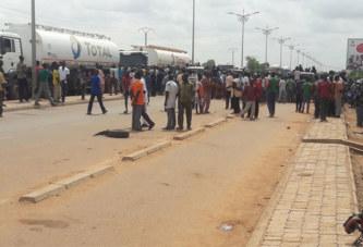 Ouagadougou : Des manifestants réclament la libération des Koglweogo arrêtés à Zongo