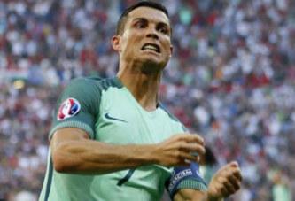 Portugal : Cristiano Ronaldo, le premier joueur à marquer dans 4 Euros différents