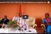Vidéo: Le président Roch Marc Kaboré fait des révélations sur la gestion de Zida