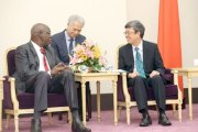 Burkina Faso: Salif Diallo à Taipei
