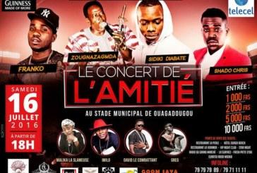 Burkina Faso: Le ministère de la culture  interdit le concert de l'amitié