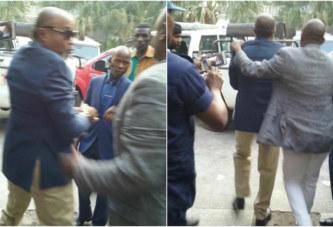 RDC: Koffi Olomide arrêté à Kinshasa