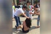 Mises à nues, rouées de coups : en Chine, les