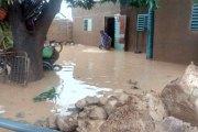 Ouaga/Inondations : Boulmiougou, Nagrin, Rimkieta, Pont Kadiogo… sous les eaux