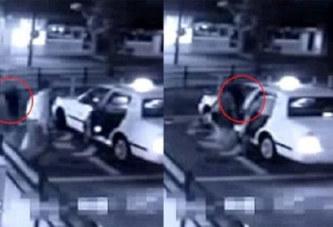 Japon: Des images horrifiantes montrent un fantôme qui suit un homme dans un taxi (photo / vidéo)