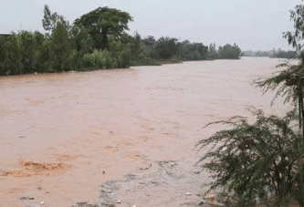 Pluie diluvienne à Ouagadougou : Le gouvernement appelle à la prudence