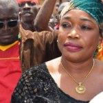 Burkina Faso : Safiatou LOPEZ tacle encore Salifou DIALLO