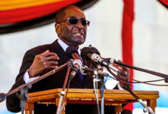 Mugabe tient l'Occident responsable du non paiement des salaires des fonctionnaires