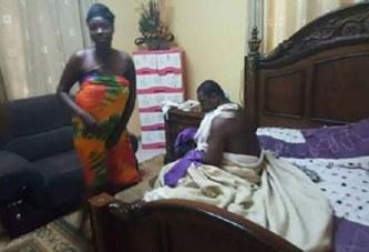 GHANA: Il publie les photos de sa femme couchant avec leur pasteur
