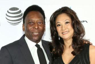 À 75 ans, le Roi Pelé se marie pour la 3ème et la « dernière » fois…