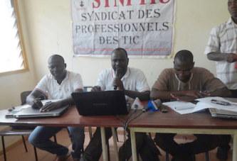 Syndicat des Professionnels des TIC : deux semaines de grève pour dire non aux injustices subies